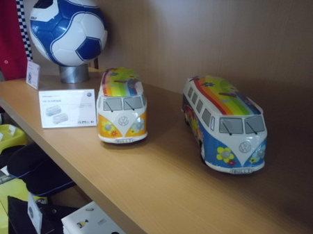 ワーゲンバス貯金箱