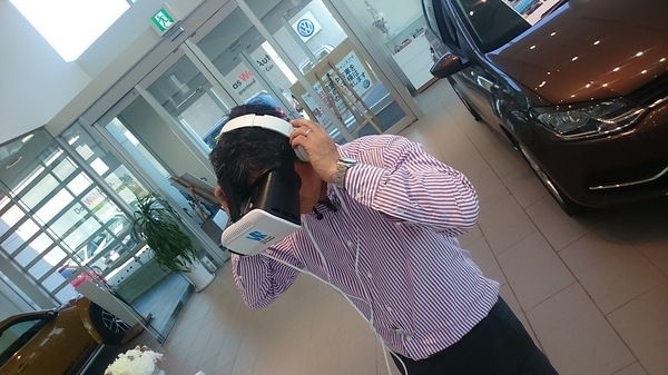 VR サトウ